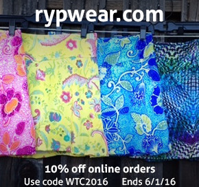 RWP Wear Coupon